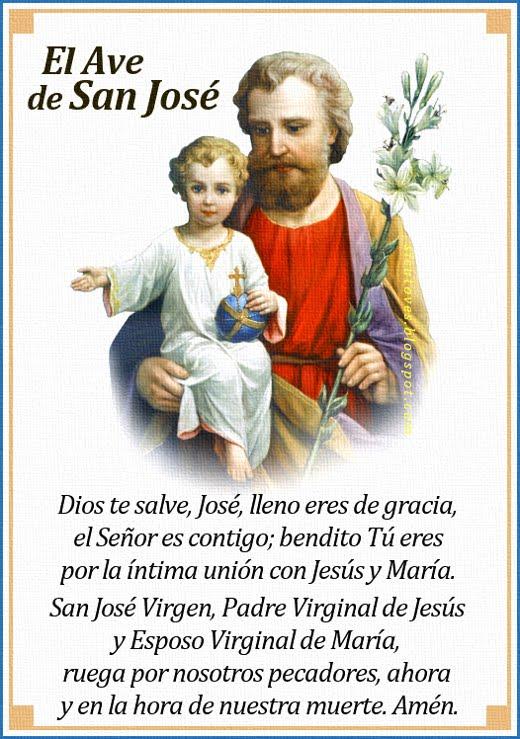 El Ave Josefino