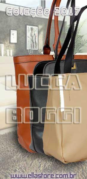 Bolsas Lucca Boggi- Coleção 2017
