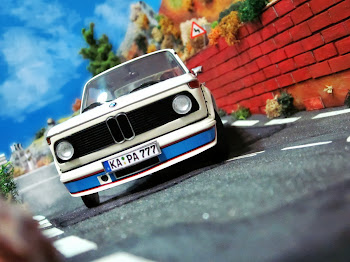 BMW 2002 Turbo E20 '73 - Kyosho