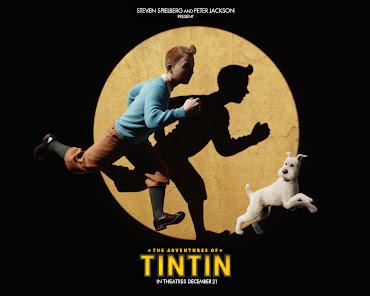 #11 Adventures of Tintin Wallpaper