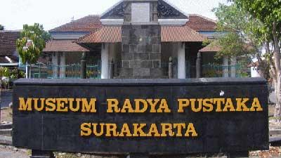 Museum Pertama di Indonesia Adanya di Surakarta