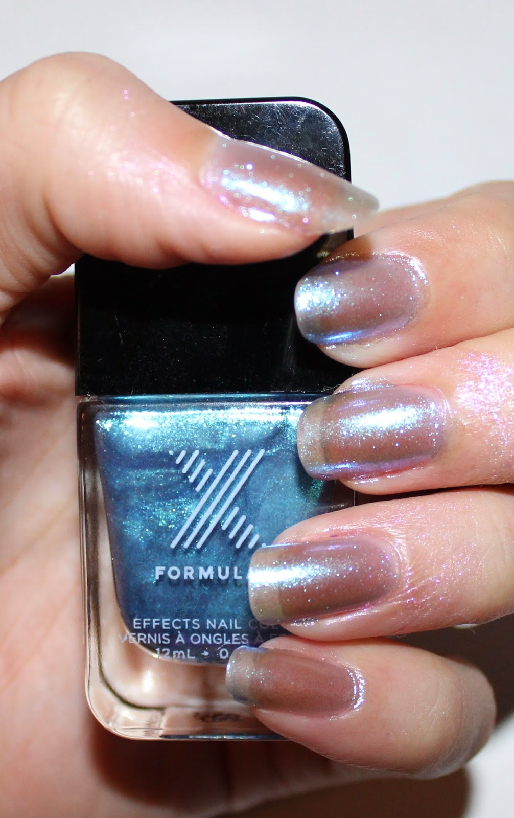 Sephora Formula X Liquid Crystals in Moon Glow