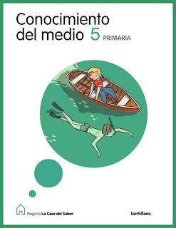 MilagroTIC: LIBROS DIGITALES 5º - 6º Ed. Santillana (La casa del Saber)