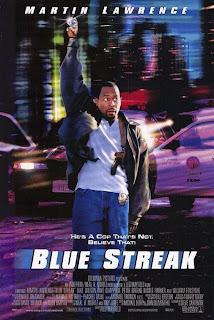 ver online:De ladron a policia (Blue Streak) 1999