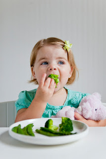agar anak suka sayur