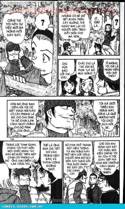 Detective Conan - Thám Tử Lừng Danh Conan chap 541 page 8 - IZTruyenTranh.com