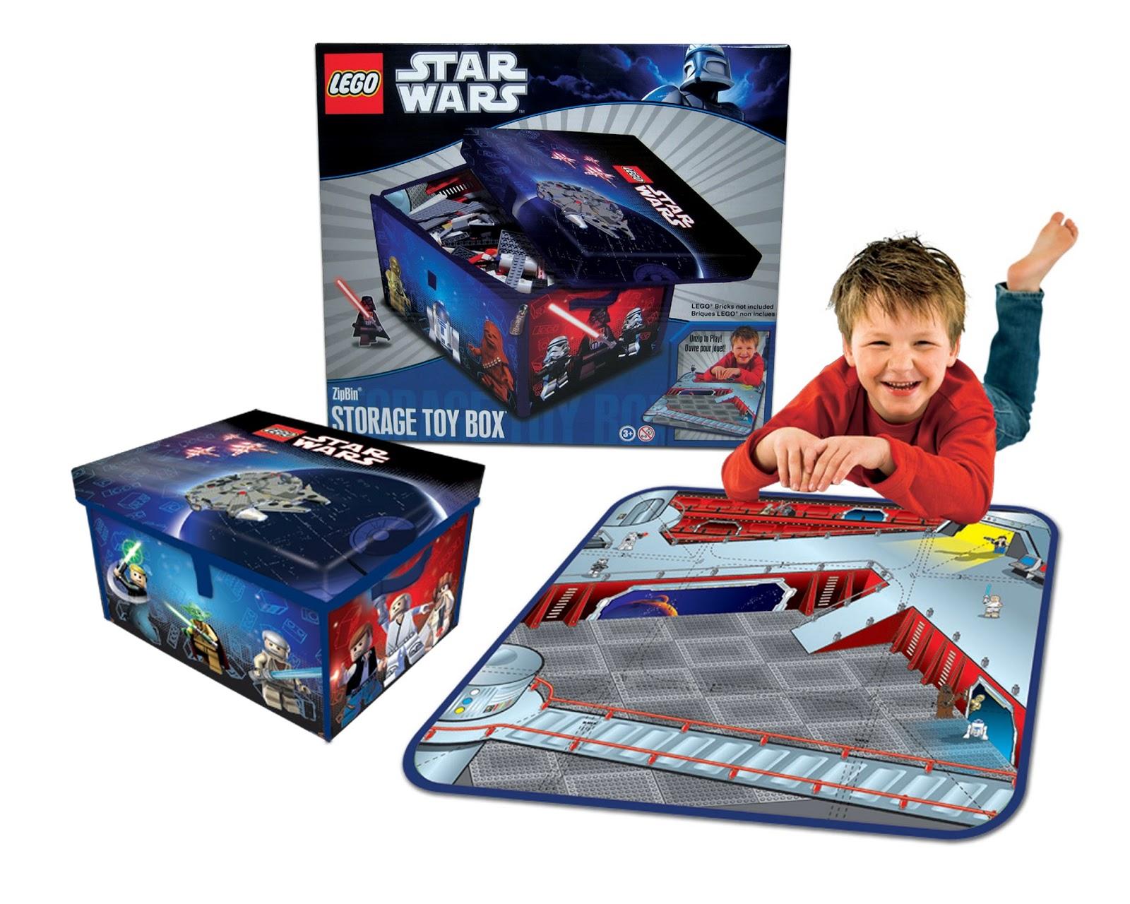Pojemnik - Mata na klocki LEGO Star Wars na MojeKlocki24.pl