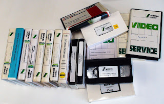 old Schwing Stetter video tapes