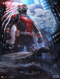 El hombre hormiga