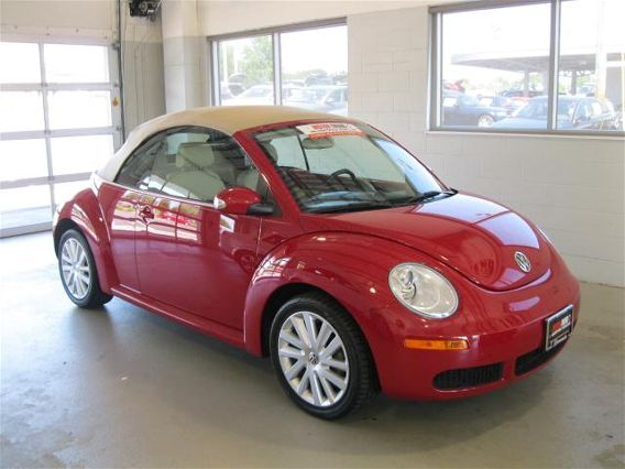 used 2008 beetle se convertible for sale by owner. Black Bedroom Furniture Sets. Home Design Ideas