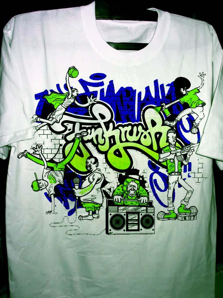 Wallpapers 2012 Graffitti T Shirts