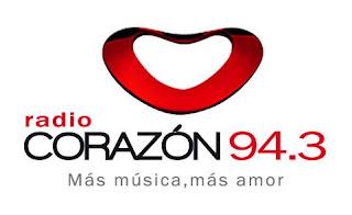 Radio Corazón 94.3 fm