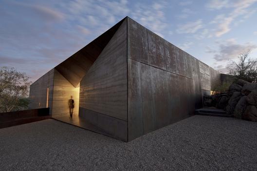 Casa Patio Desierto en Scottsdale, AZ, EEUU / Wendell Burnette ...