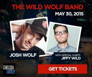 Josh Wolf - LIVE!, May 30, 2015