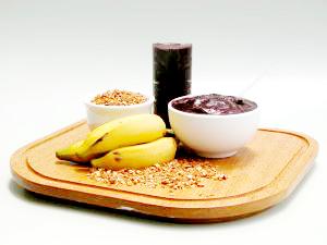 Como engordar rápido e com saúde: Escolha alimentos saudáveis.