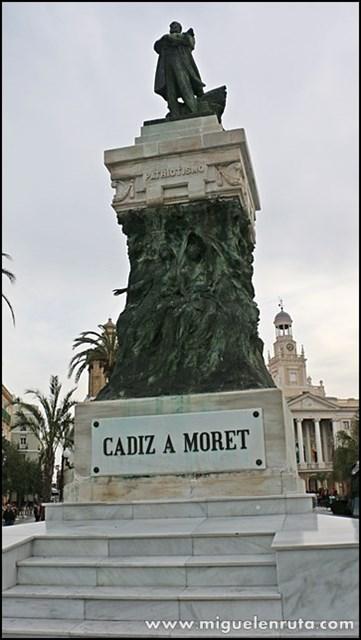 Monumento-Moret-Cádiz