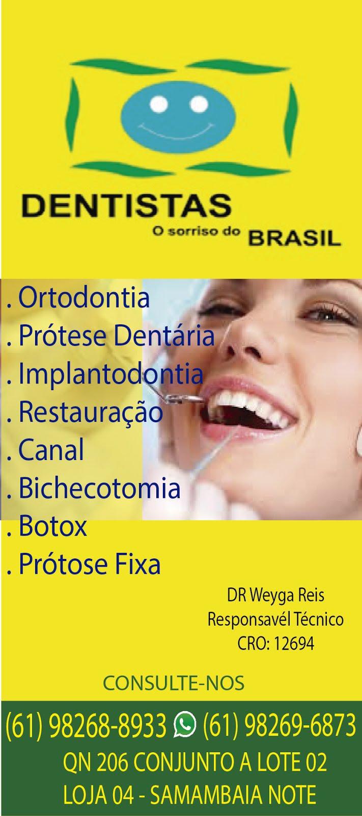 DENTISTAS DO BRASIL