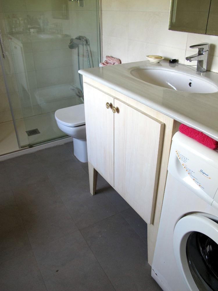 Supermanitas dise o de y construcci n de mueble de lavabo for Diseno de muebles reciclados