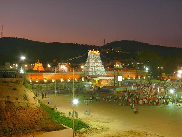 tirupati temple tamil nadu