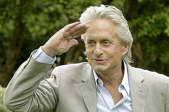 Michael Douglas Is A Pussy Eating Surrender Monkey