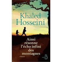 Ben qu'est ce que vous voulez que je vous dise? c'est Hosseini, c'est bien, forcément.