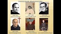 Nuestros párrocos