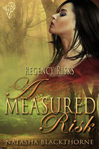 A Measured Risk by Natasha Blackthorne