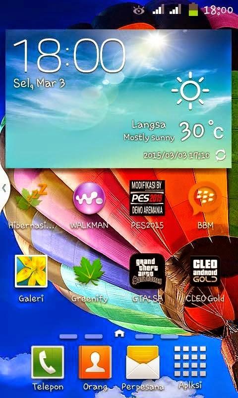 Cusrom Samsung S4 Xperia Z For Lenovo A369i