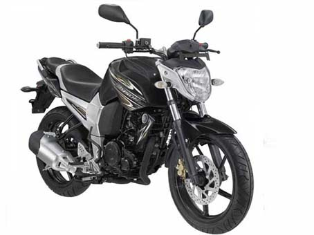 Yamaha Byson 2013 More Dashing With 2 New Colors - The New Autocar