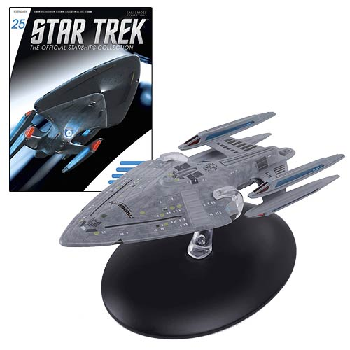 Eaglemoss Star Trek Ships