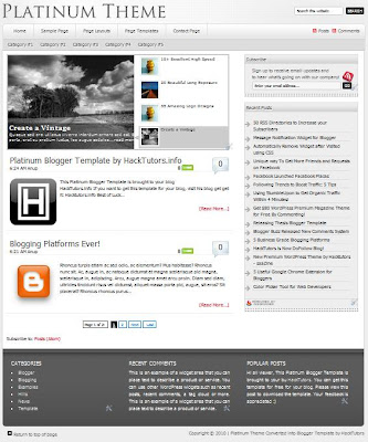 Download Template Seo Friendly Gratis