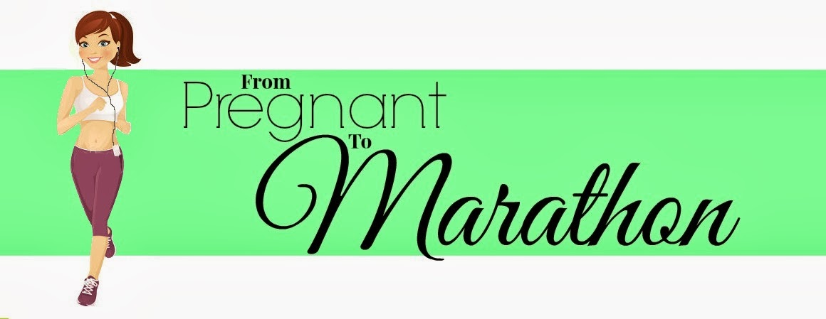 From Pregnant to Marathon
