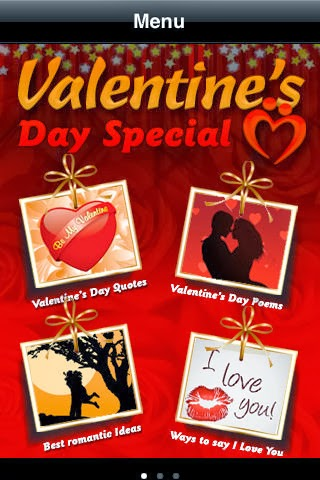 the simplest love apps offer love quotations there are hundreds of these littering app stores and many are awful but i like love quotes from skol labs - Valentine Apps