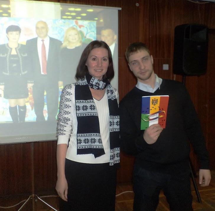 Prezentarea Ghidului  la intrunirea de totalizare din 23.12.2011