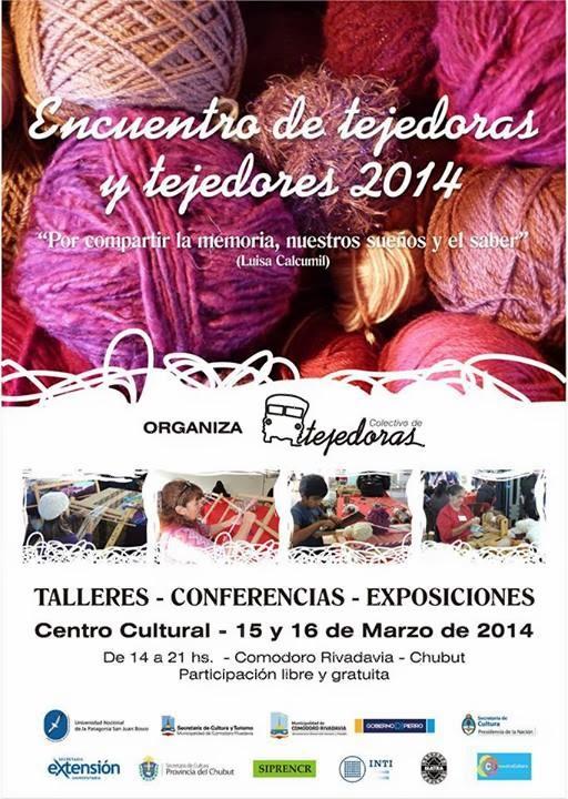 ENCUENTRO DE TEJEDORAS Y TEJEDORES