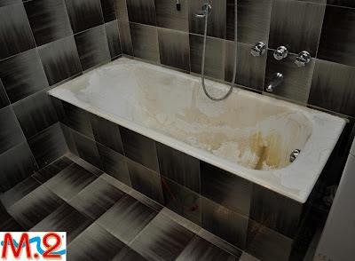 Sostituzione completa vasca da bagno m 2 trasformazione - Vasca da bagno muratura ...