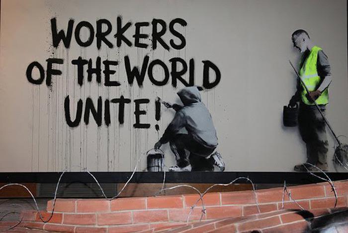 Ο φασισμός και ο καπιταλισμός είναι συγκοινωνούντα δοχεία.