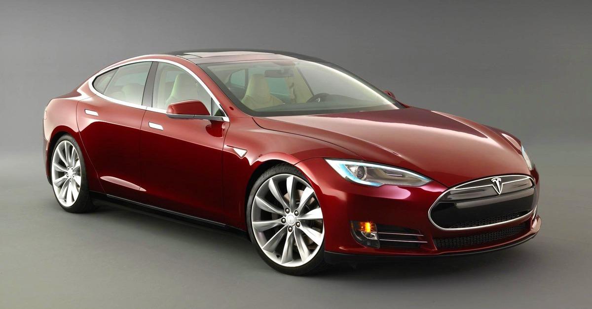 Tesla Model S - Chiếc xe điện hang sang của tương lai