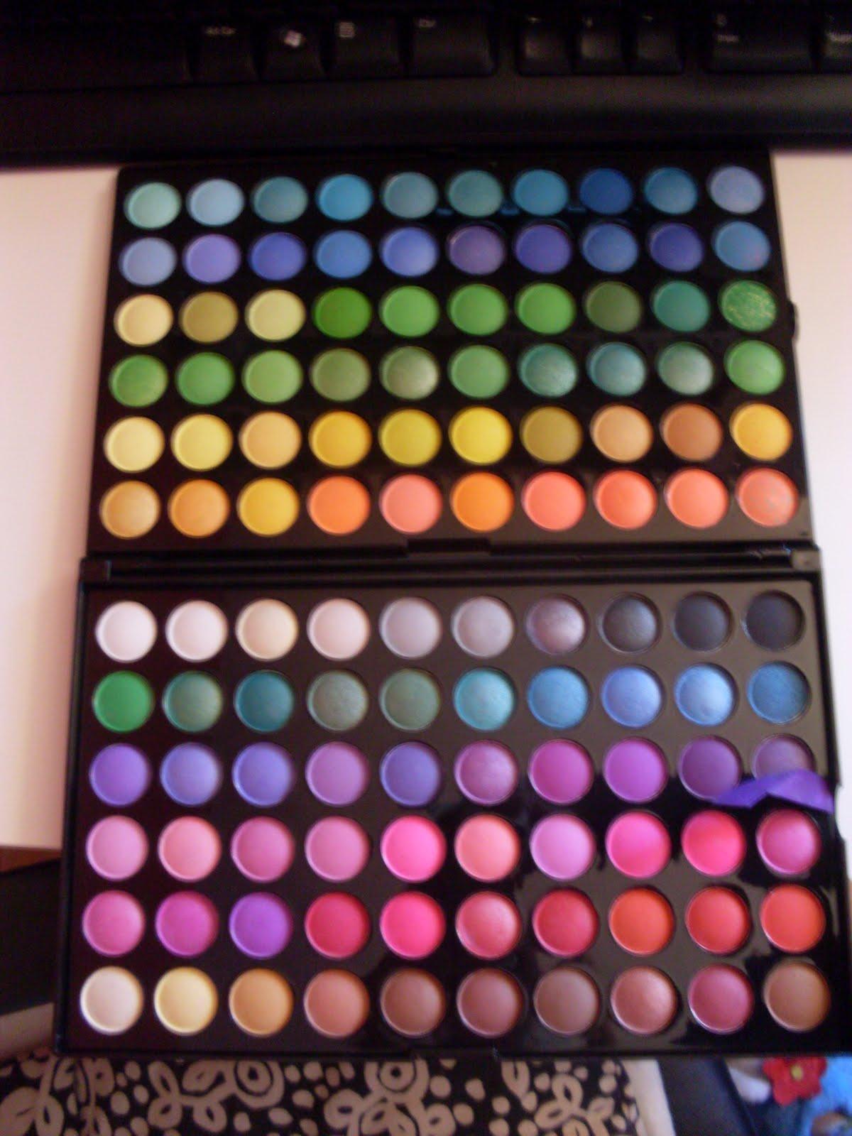 Amazon.com : BHCosmetics 120 Color Eyeshadow Palette - 1st