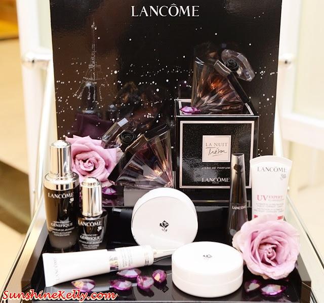 Lancome La Nuit Tresor, Lancome Malaysia, Lancome Fragrance, Neelofa