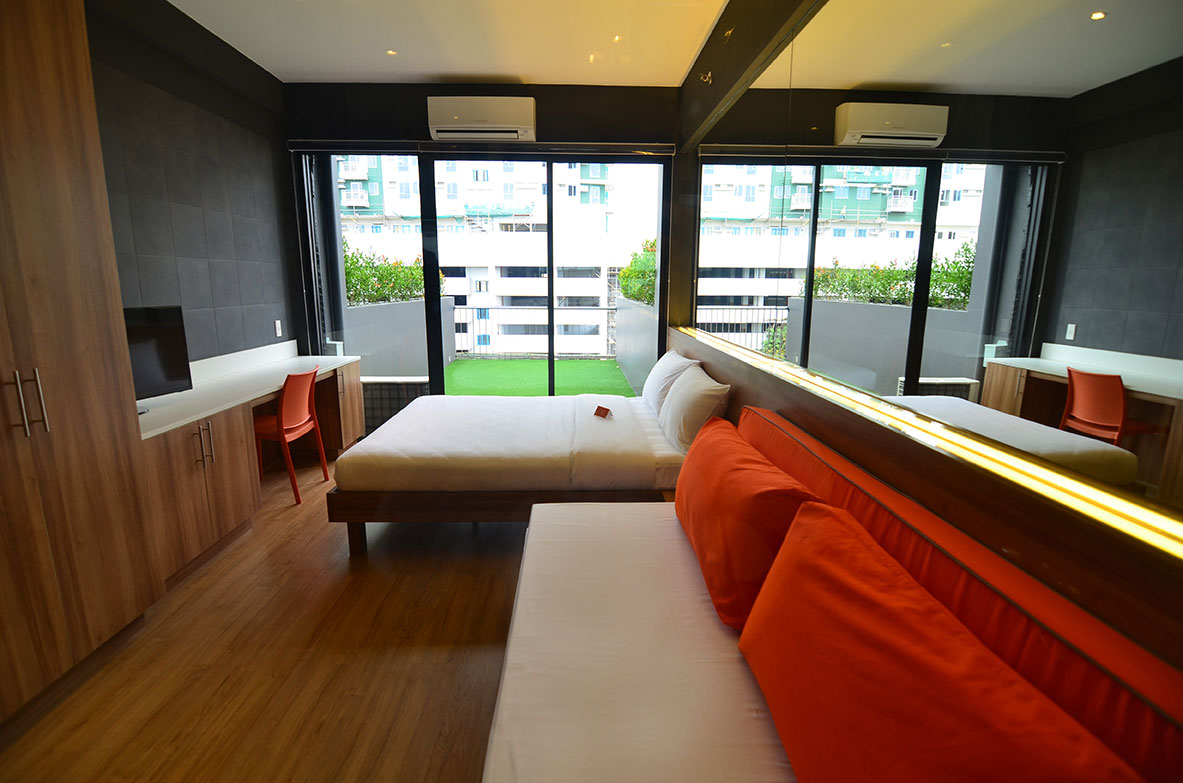 Azumi restaurants restaurant - Garden Room Garden Balcony Studio Unit