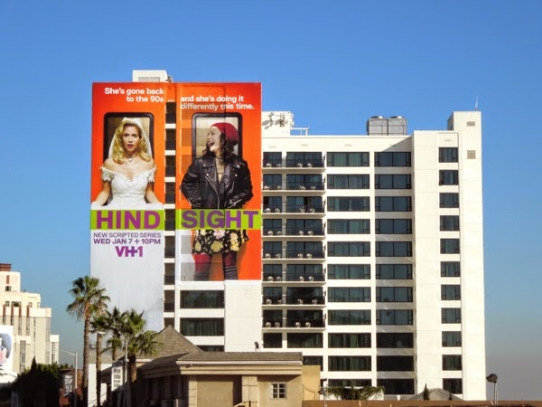 Hindsight VH-1 series premiere billboard