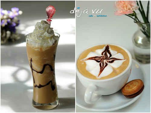 Khuyến mãi Happy August cùng Déjà Vu Coffee, café khuyen mai, khuyến mãi ăn uống, khuyen mai nha hang, tin khuyen mai, khuyen mai an uong, diem an uong ngon
