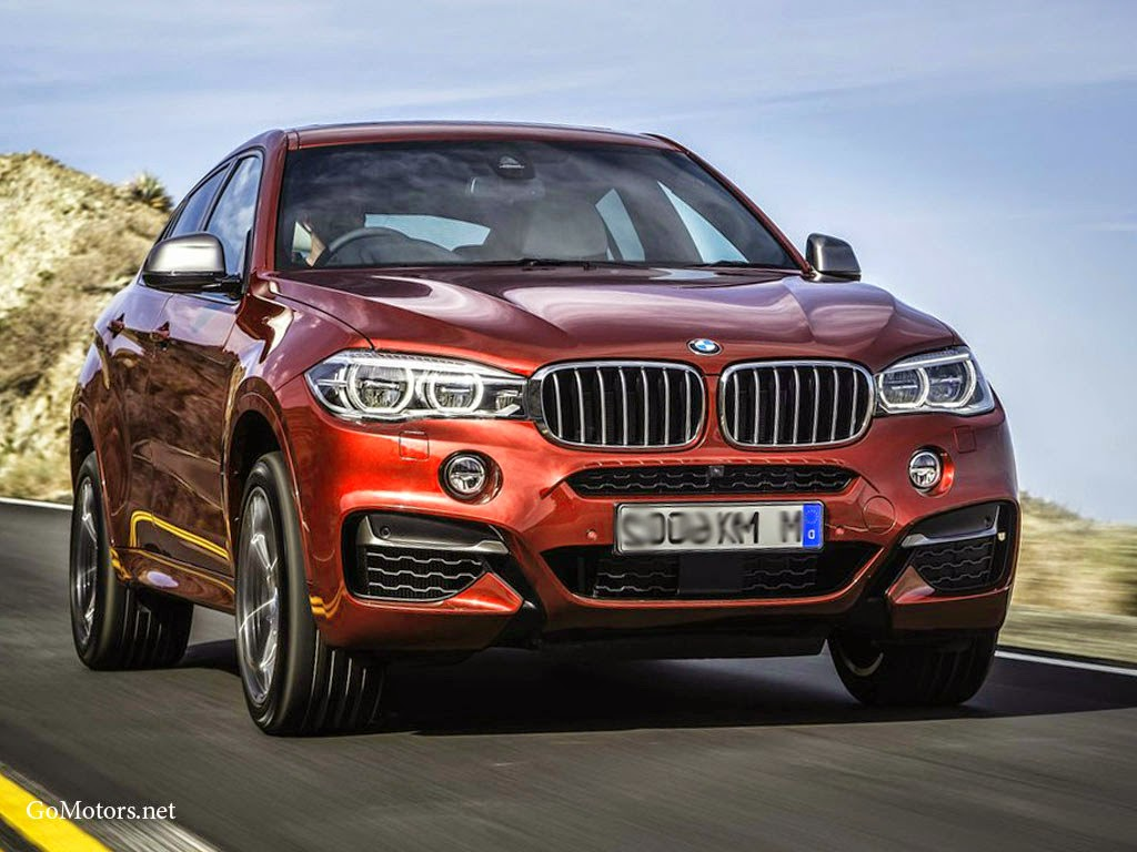 Bmw Starts Production On Second Generation X6 Big