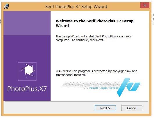 Serif PhotoPlus X7 17.0.0.18 Final
