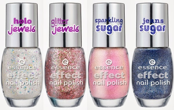 essence new in town – effect nail polish