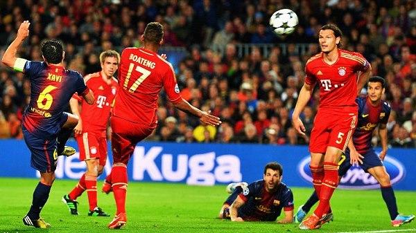 Full match: Bayern Munich vs BarcelonaUEFA Champions League 02/05/2013