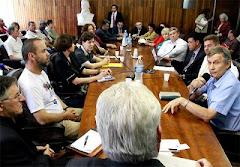 1º Encontro Inter-religioso Pela Não Violência e Por Uma Cultura de Paz em São Paulo