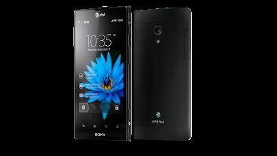 Sony Xperia ion 3