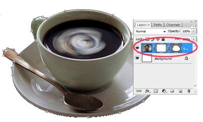 Cara Menghilangkan Background Gambar Dengan Vector Mask